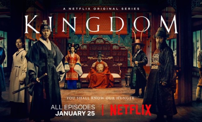 (Kingdom, Netflix)