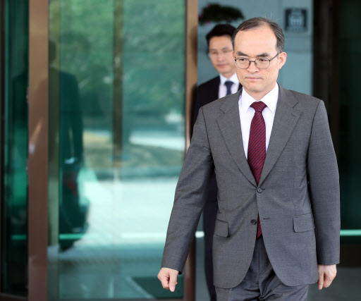 Prosecutor-General Moon Moo-il (Yonhap)