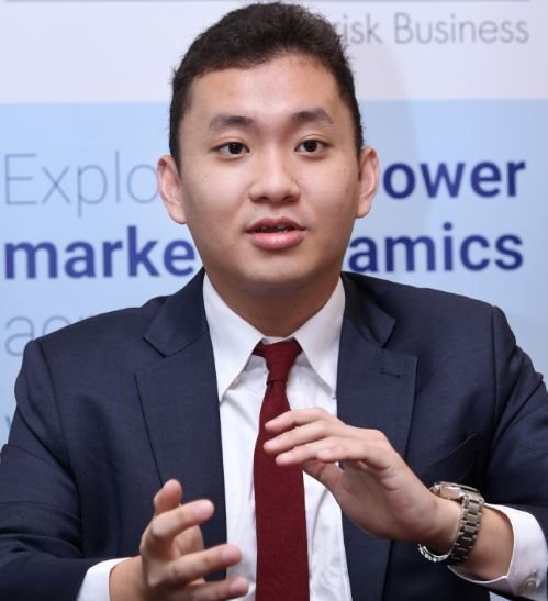 Zi Sheng Neoh, a managing consultant of Wood Mackenzie (Wood Mackenzie)