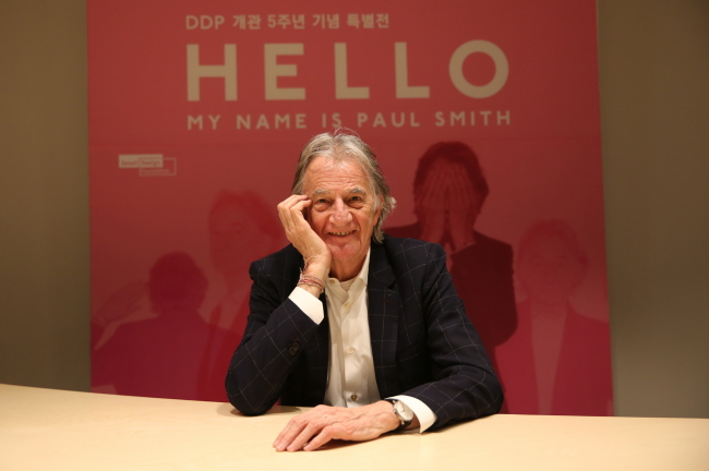 Paul Smith (Seoul Design Foundation)