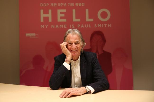 Paul Smith (Seoul Design Foundation)
