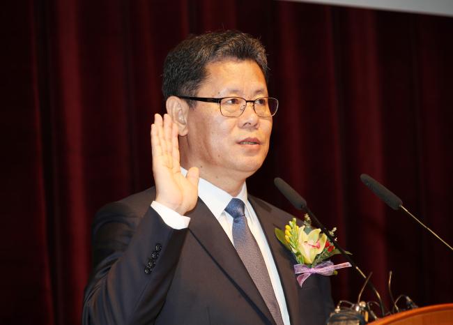 New Unification Minister Kim Yeon-chul (Yonhap)