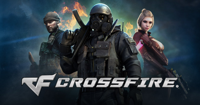 Smilegate's mega hit shooting game Crossfire Smilegate