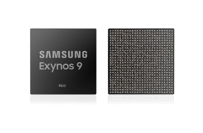 Samsung mobile application processor Exynos 9 (Samsung Electronics)