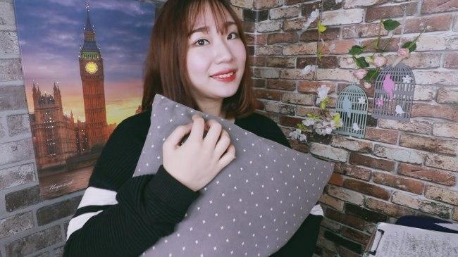 (YouTuber Yu Min-jung)