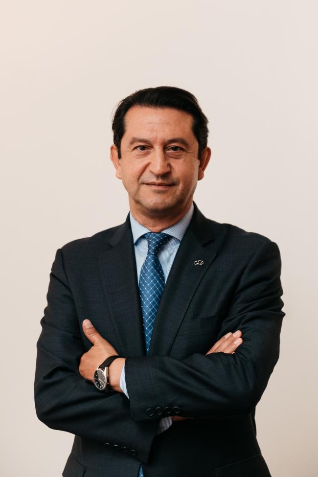 Jose Munoz, global COO of Hyundai Motor