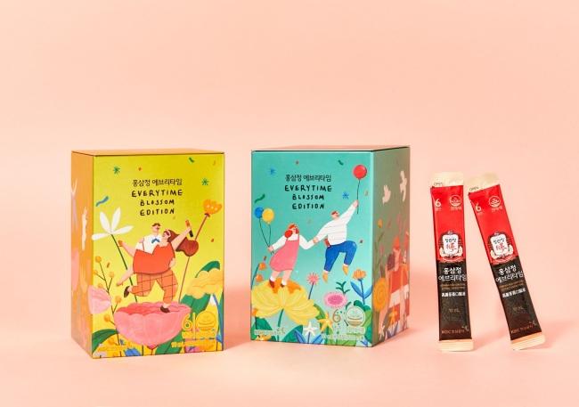 CheongKwanJang's Korean Red Ginseng Extract Everytime Blossom edition (CheongKwanJang)