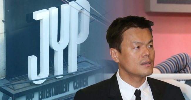 JYP Entertainment founder and Chief Communications Officer Park Jin-young (Yonhap)