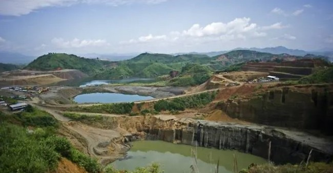 Landslides have killed dozens this year around treacherous jade mines in Myanmar`s northern Kachin state. (AFP)
