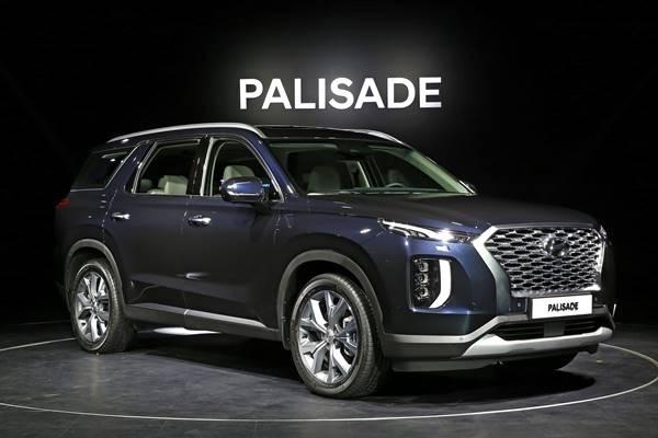 Hyundai Motor's Palisade (Hyundai Motor)