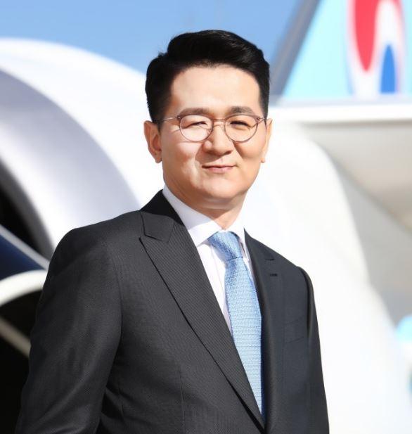 Hanjin Group Chairman Cho Won-tae (Hanjin Group)