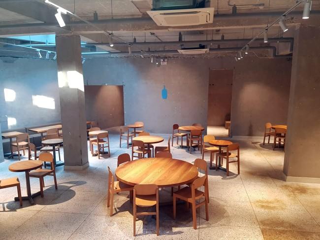 Blue Bottle Coffee Korea (Yonhap)