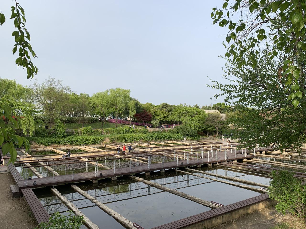 Seonyudo Park (Kim Arin/The Korea Herald)