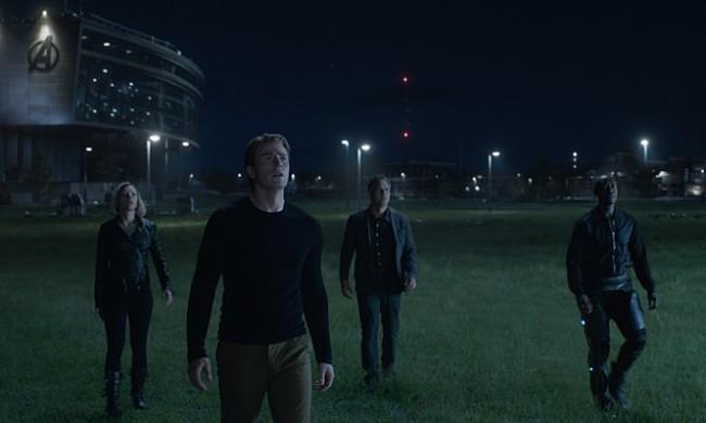 """""""Avengers: Endgame"""" / Walt Disney Company Korea"""