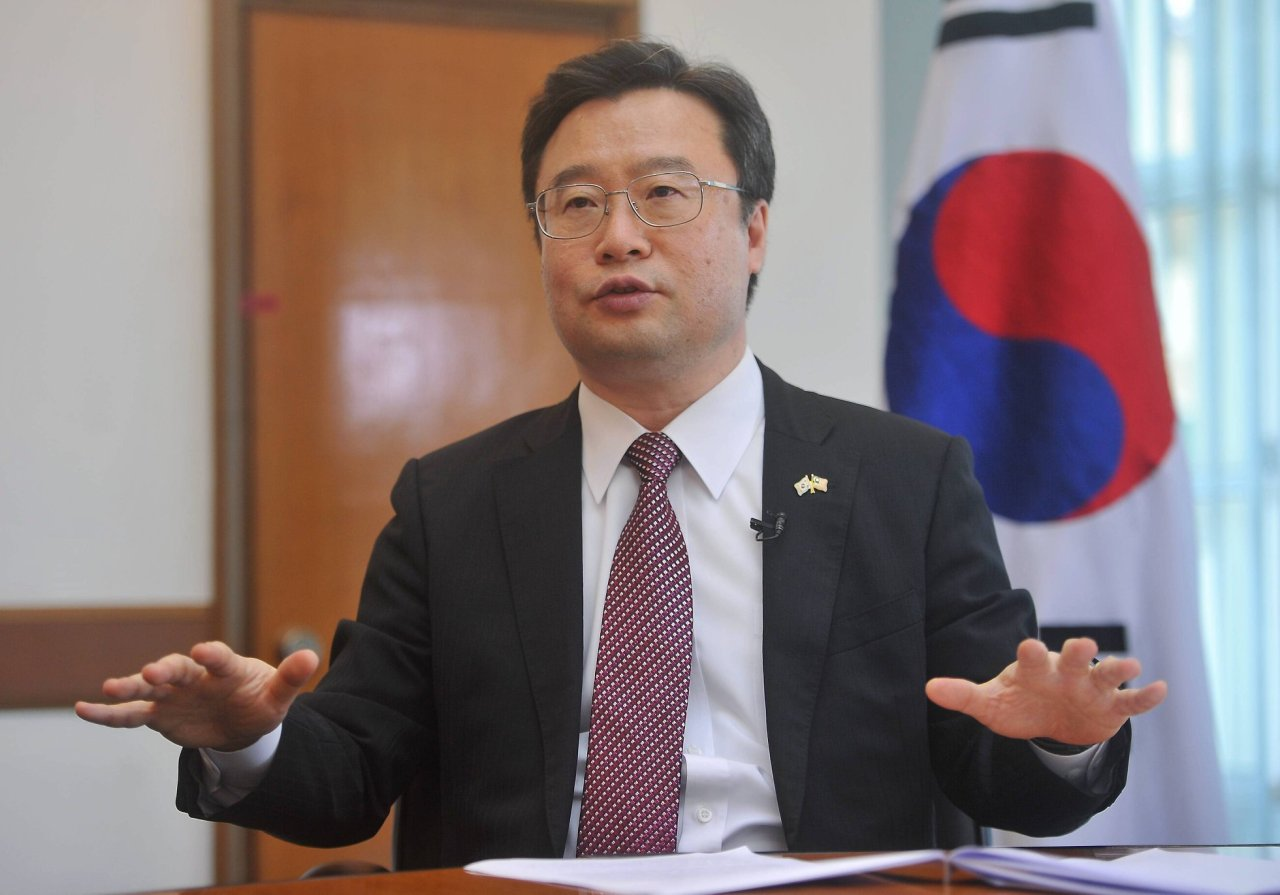 Amb. Toh Kyung-hwan (Embassy of the Republic of Korea in Malaysia)