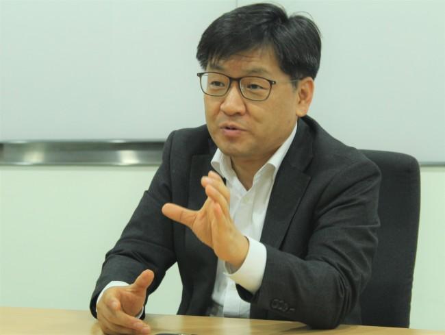 Cha Jung-hoon, head of enterprise sales and marketing at Nvidia Korea (Nvidia Korea)
