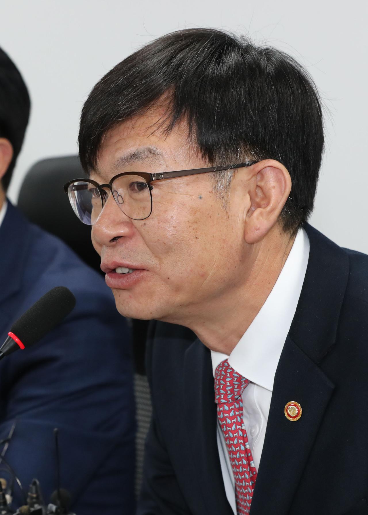 Korea`s FTC Chairman Kim Sang-jo (Yonhap)