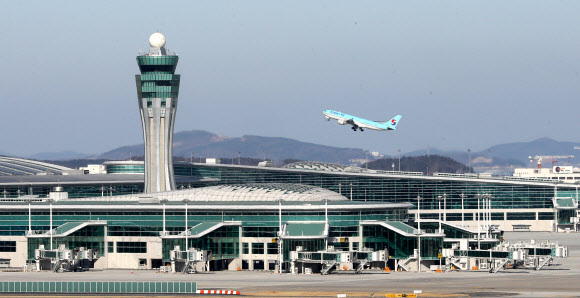 Incheon Airport in Yeongjong-do, Incheon (Yonhap)