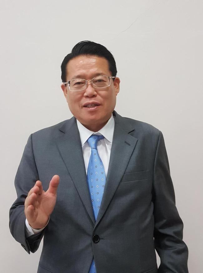 Kwon Ki-sik, chairman of Korea-China City Friendship Association