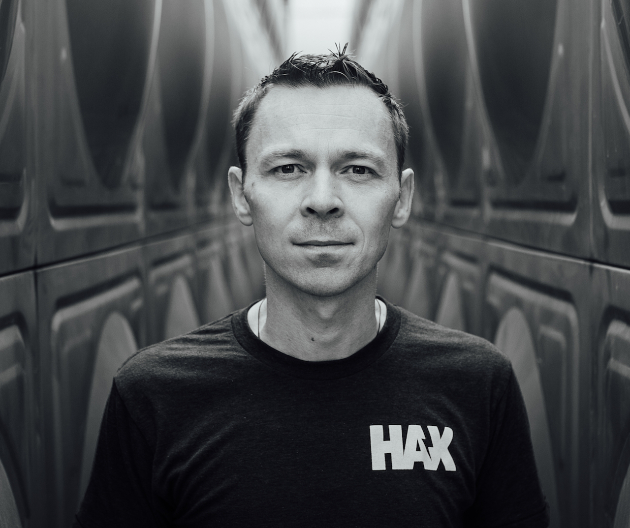 Cyril Ebersweiler, founder and managing director of HAX. (HAX)
