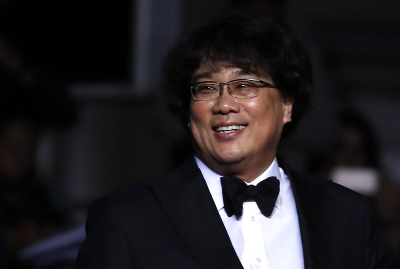 South Korean director Bong Joon-ho (EPA-Yonhap)