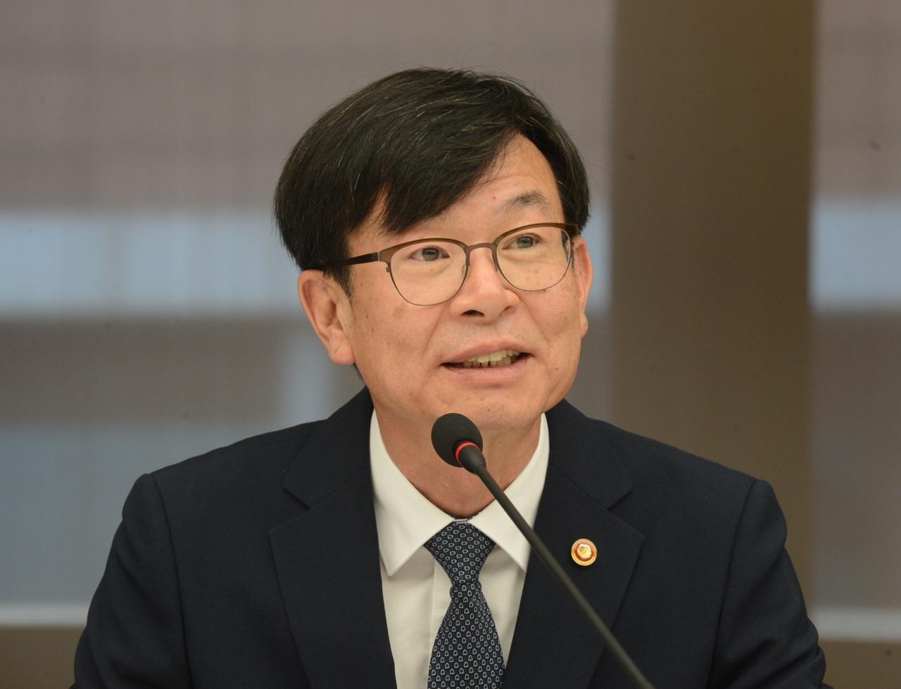 FTC Chairman Kim Sang-jo