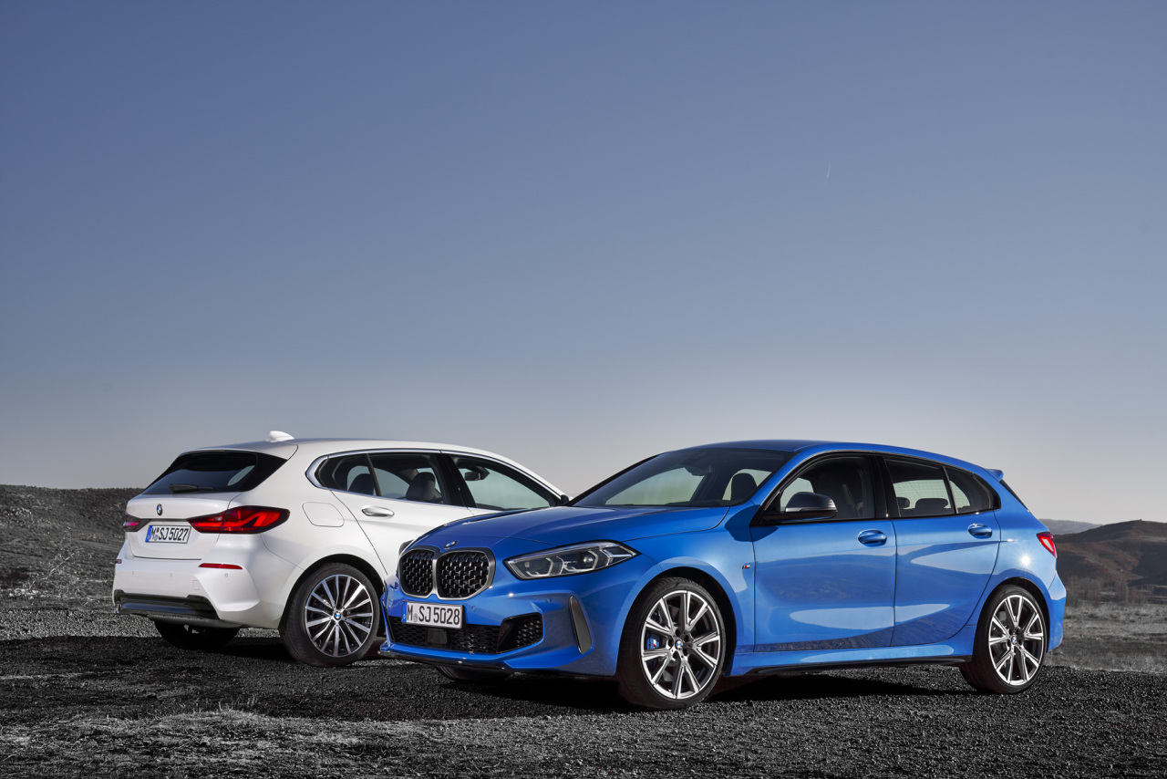 The all-new BMW 1-Series (BMW Korea)
