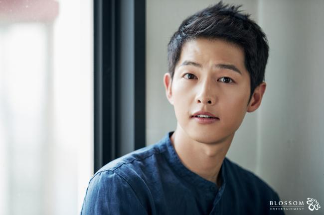 Song Joong-ki (Blossom Entertainment)
