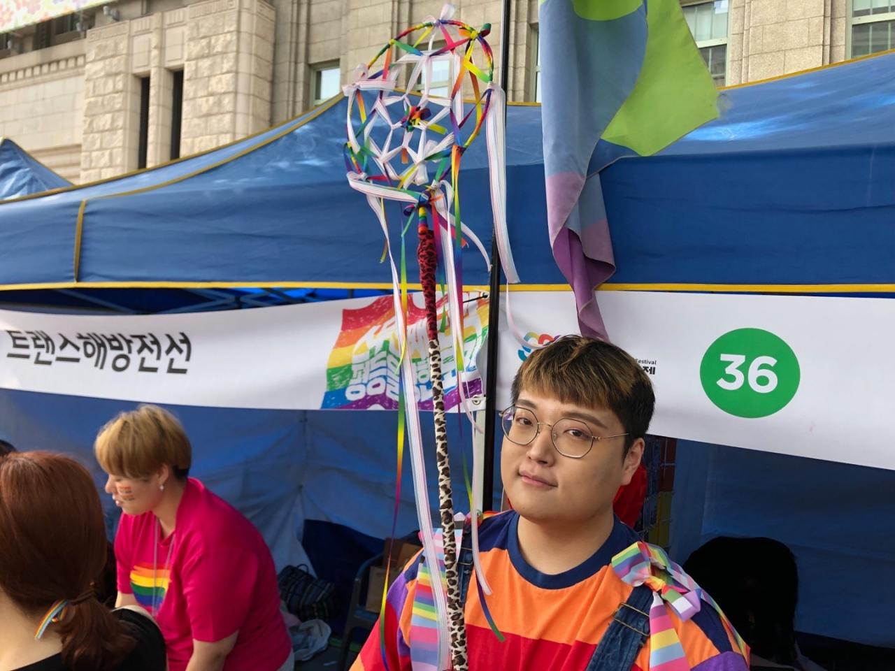 Shin Seung-ju (Ock Hyun-ju/The Korea Herald)
