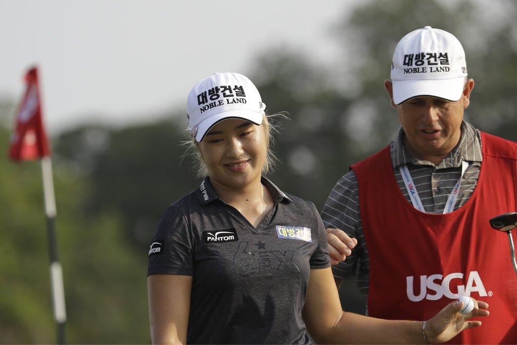 Golfer Lee Jeong-eun6 (Yonhap)