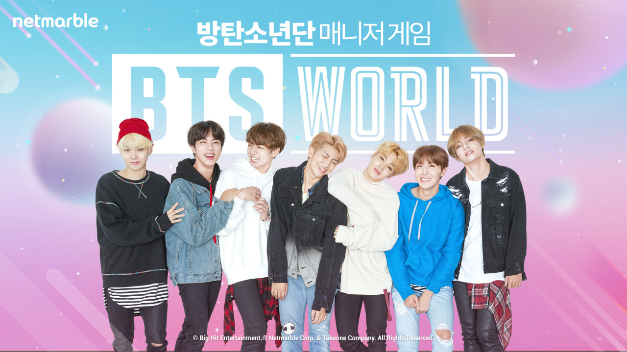 BTS World (Netmarble)