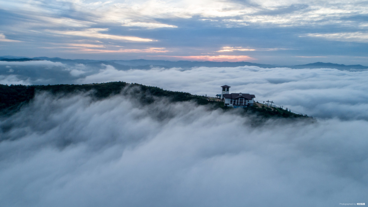 Balwangsan (Yong Pyong Resort)