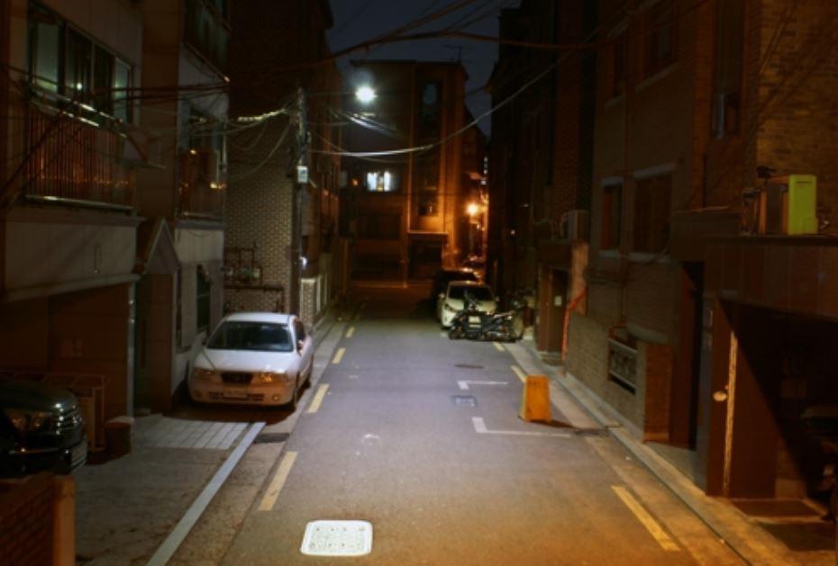 An alley in Seoul`s Gangdong-gu (Gangdong-gu Office, Yonhap)