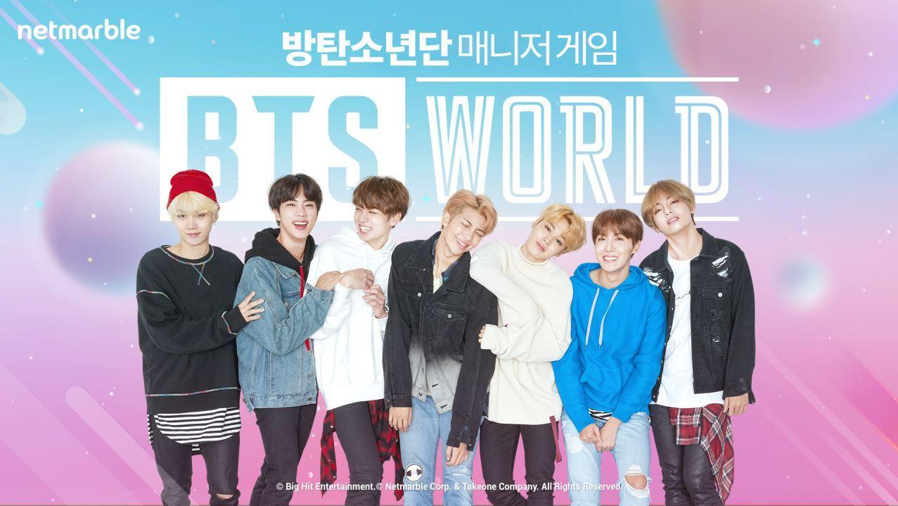 BTS World (Netmarble)
