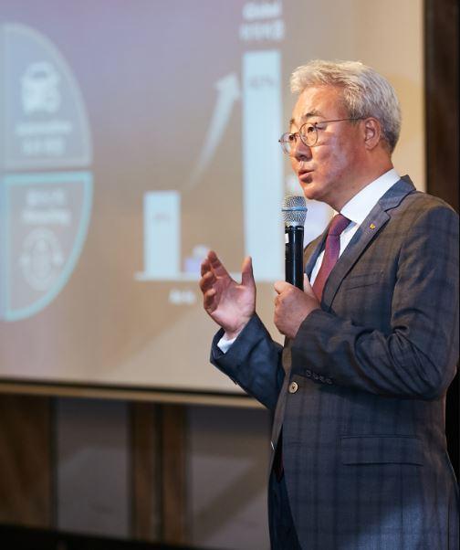 SK Innovation CEO Kim Jun (SK Innovation)