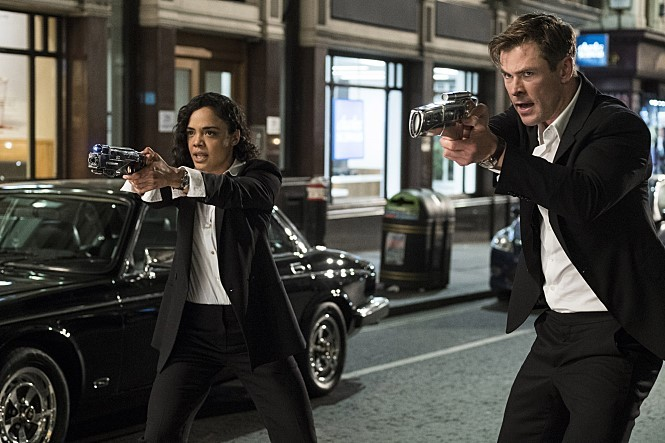 """Men in Black: International"" (Lotte Entertainment)"