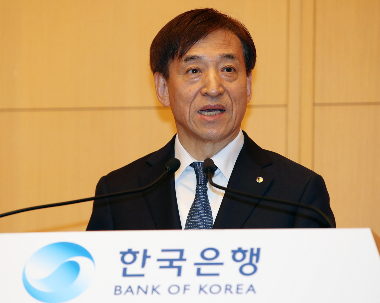 Bank of Korea Gov. Lee Ju-yeol. (Yonhap)
