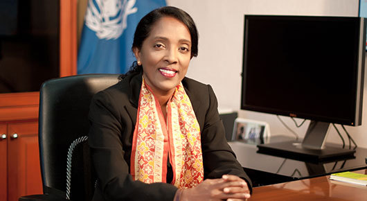 Kundhavi Kadiresan, FAO assistant director-general and regional representative for Asia and the Pacific (KFS)