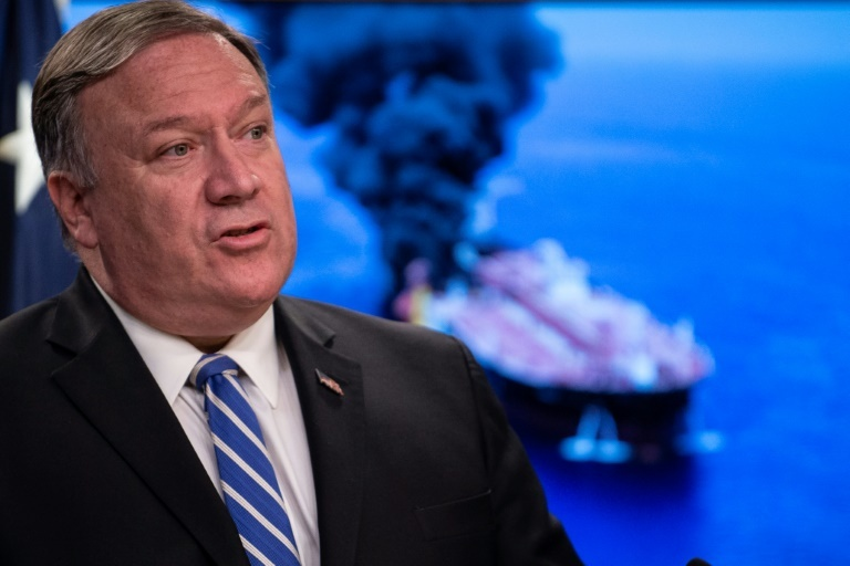 Mike Pompeo (AFP)