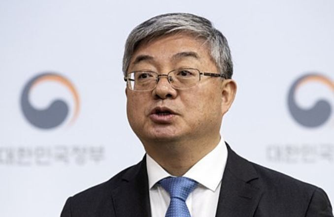 Yoo Yeon-chul, newly elected Vice Chair of the UN Framework Convention on Climate Change. (Yonhap)