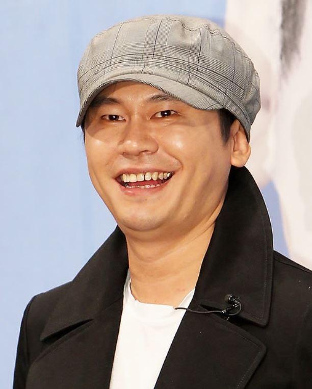 Yang Hyun-suk (Yonhap)