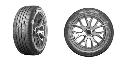 Kumho Tire`s Majesty9 tire (Kumho Tire)