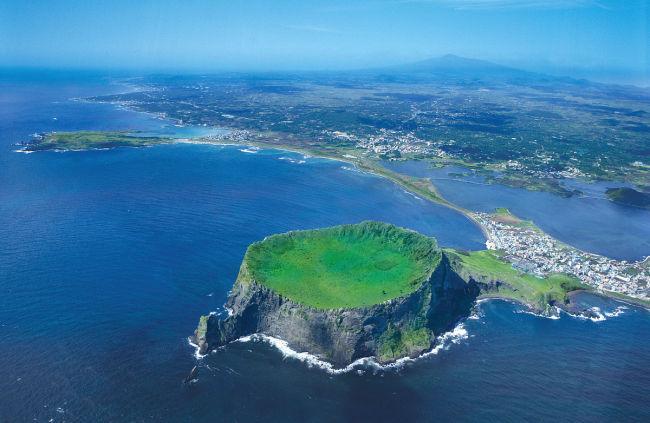 Seongsan Ilchulbong on Jeju Island (Visit Jeju)