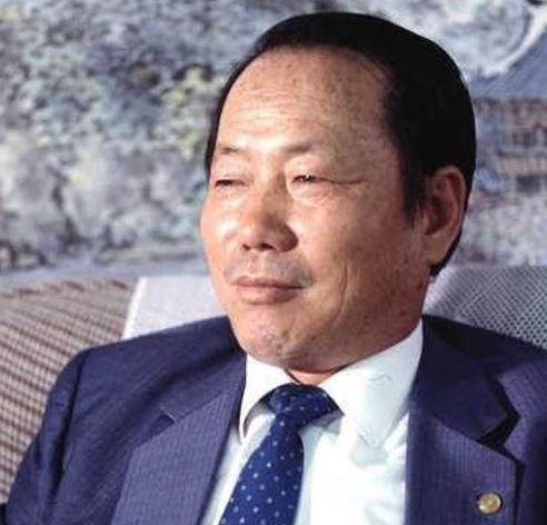 Chung Tae-soo, former head of steelmaker Hanbo (Yonhap)