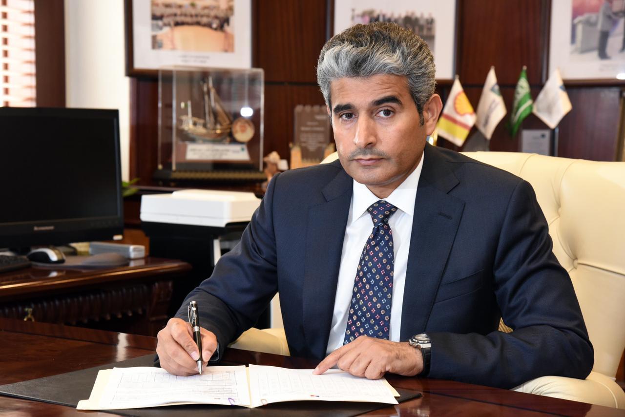 S-Oil CEO Hussain Al-Qahtani (S-Oil)