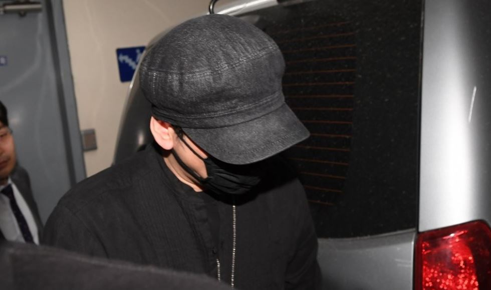 Yang Hyun-suk is suspected of procuring prostitutes for foreign investors during a meeting in July 2014. (Yonhap)