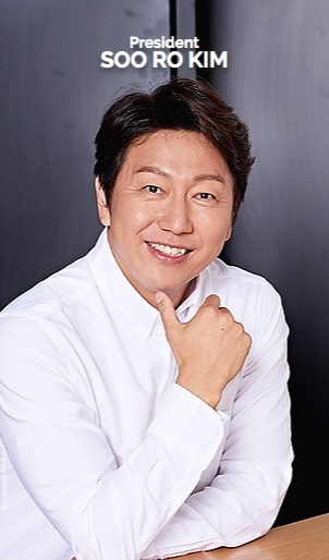 Actor Kim Soo-ro is president of England's Chelsea Rovers Football Club. (CRFC)
