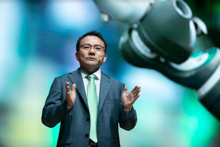 Nvidia Korea chief Yoo Eung-joon. Nvidia