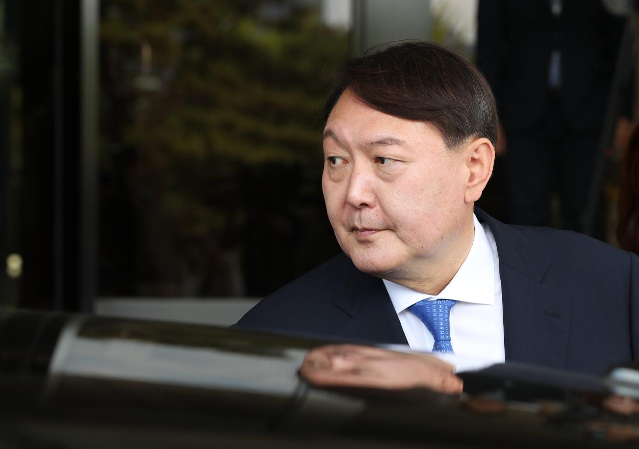 Prosecutor-General nominee Yoon Seok-youl (Yonhap)
