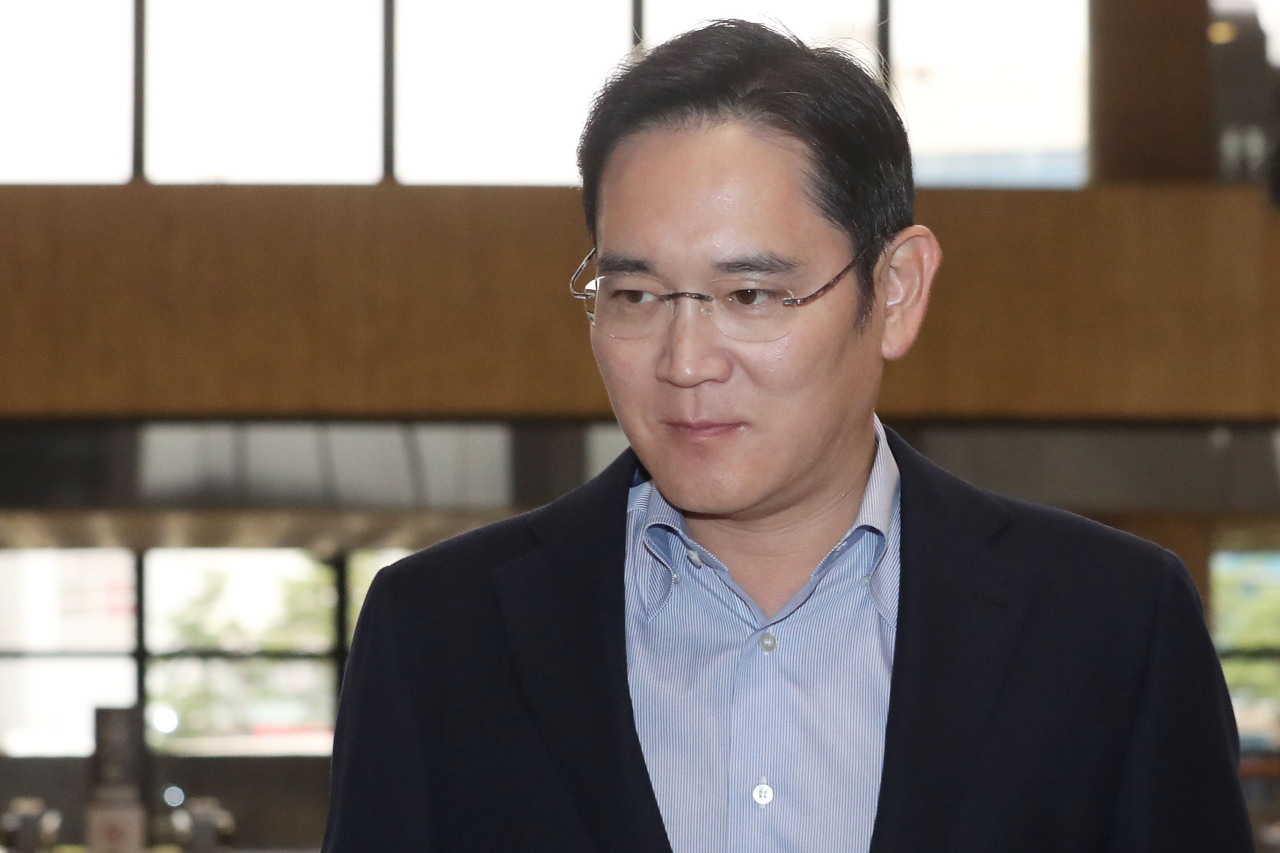 Lee Jae-yong (Yonhap)